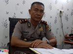Kapolsek Duren Sawit Kompol TH Simatupang