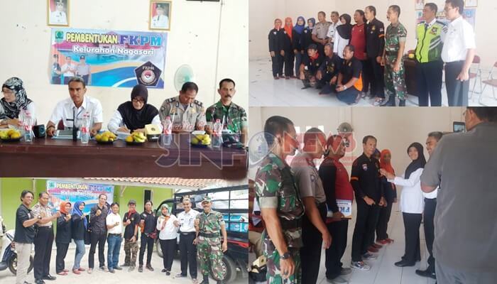 Camat Karawang Barat Kukuhkan FKPM Lingkungan Kelurahan ...